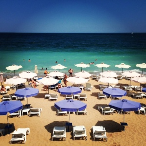 Golden Sands Beach Bulgaria