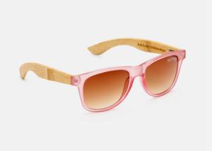 Blue Gem Sunglasses Pink