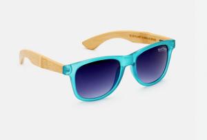 Blue Gem Sunglasses Blue