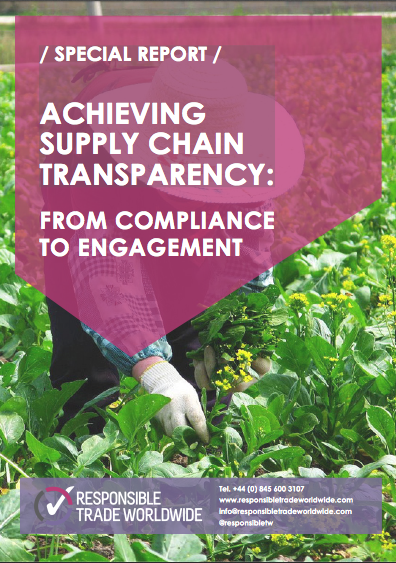Achieving Supply Chain Transparency: From Complieance To Engagement